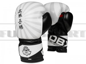 Rękawice bokserskie DBX Bushido B-2v8 Japan -leather