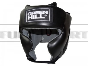 Kask Sparingowy GREEN HILL Sparring - PU