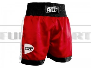 Spodenki bokserskie Green Hill - PIPER Red-Black