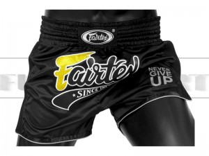 Spodenki Muay-Thai FAIRTEX - BS1708 New Styl Black