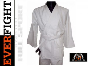 190cm - Judoga EVERFIGHT Phantera Club 450gsm