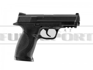 Pistolet gumowy atrapa Smith & Wesson M&P 40
