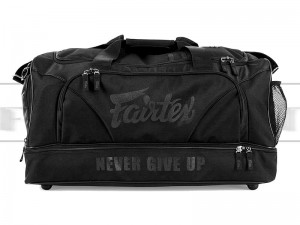 BAG2 - Torba sportowa Fairtex Heavy Duty Czarna