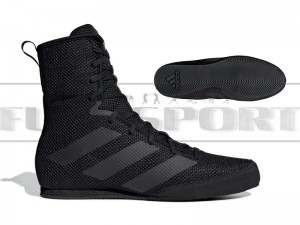 ADIDAS Buty bokserskie BOX HOG 3 Black 2020