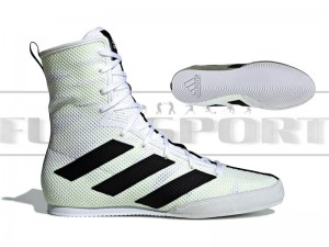 ADIDAS Buty bokserskie BOX HOG 3 White 2020
