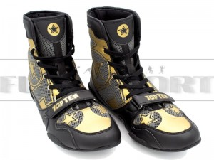 TOP TEN Buty bokserskie Generation 2020 -Black-Gold