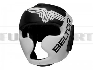Kask Sparingowy Beltor Top Pro - black-white