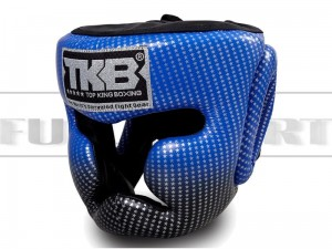 Kask bokserski Top King SUPER STAR Blue