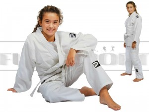 160cm - Judoga GREEN HILL Junior 350gsm - JSC-10204