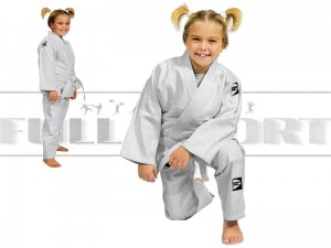 140cm - Judoga GREEN HILL Kids 250gsm - JSK-10464