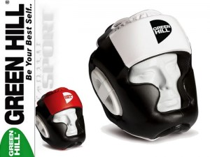 Kask Sparingowy GREEN HILL Poise - PU