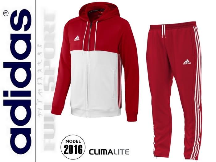 ae93d1afc Dres Męski - ADIDAS kolekcja T16 czerwono-biały. men-clima-t16-red.jpg